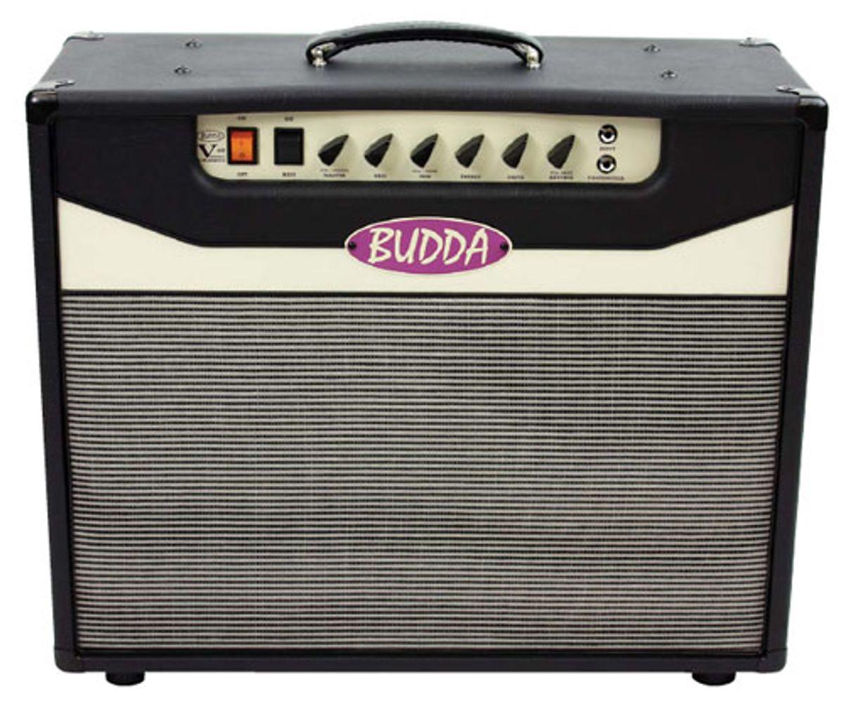 Budda Amplification Superdrive Series II V-40 Amp Review