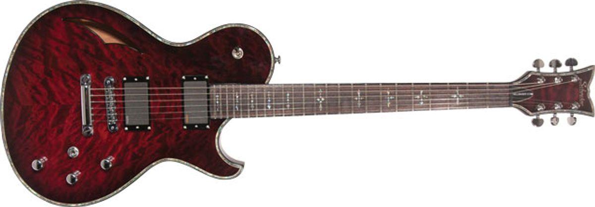 Schecter Hellraiser Solo-6 E/A Guitar Review