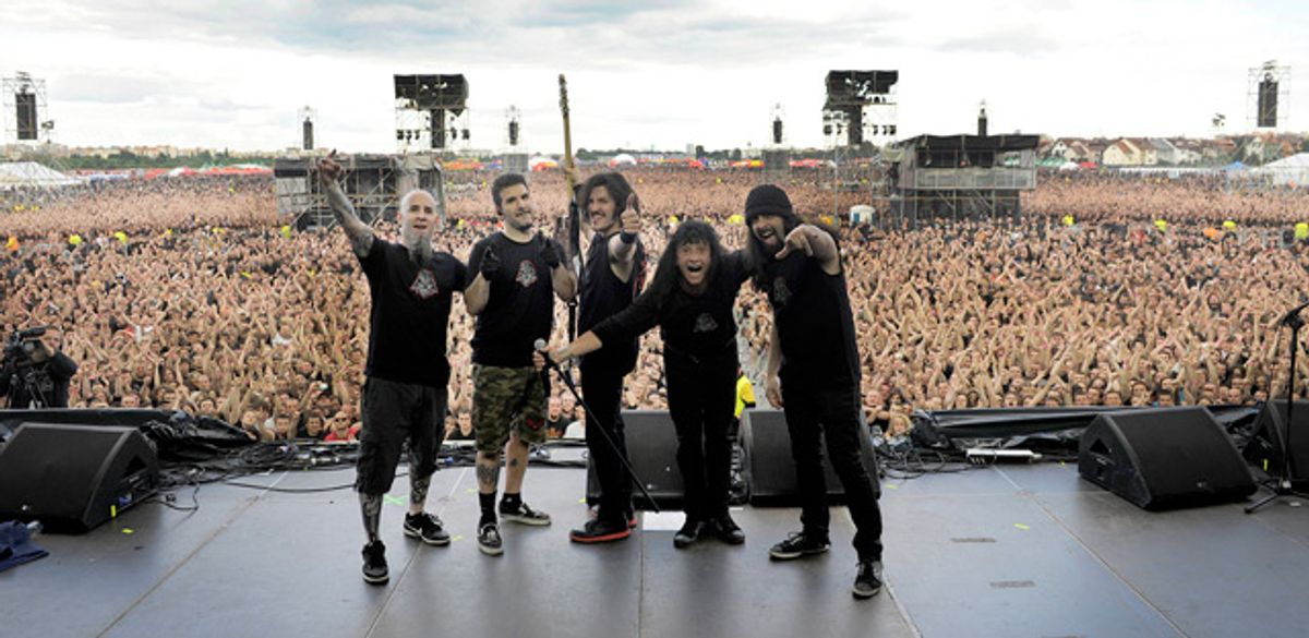 Interview: Anthrax - The Long Road to Worship Music