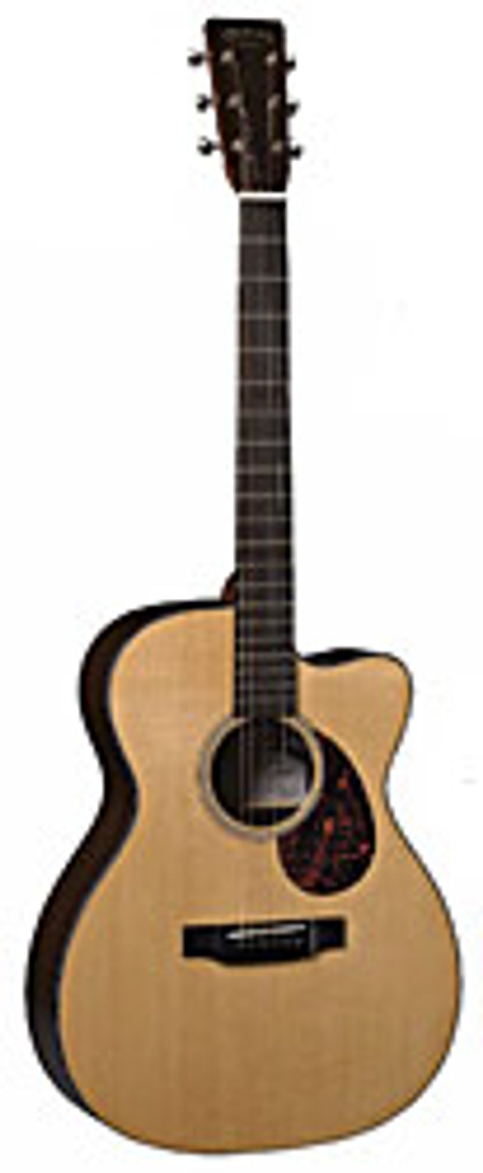 Martin OCM Jacques Stotzem Custom Signature Edition