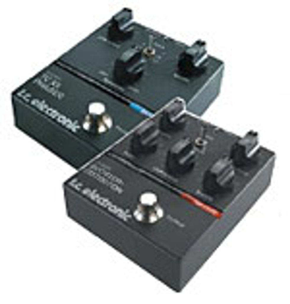 TC Electronic Classic Pedals