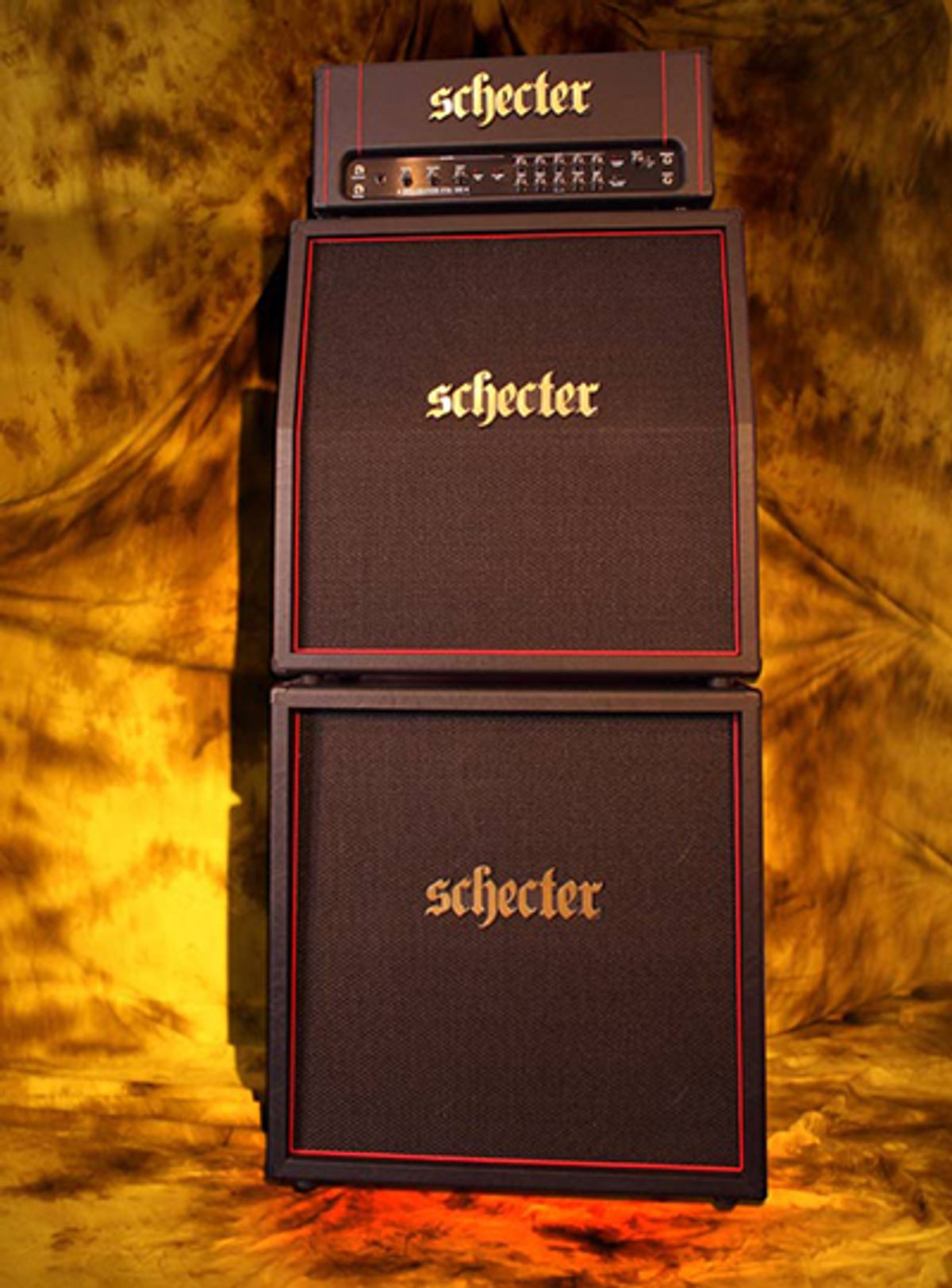 Schecter Releases Intial Details on Hellraiser Amps