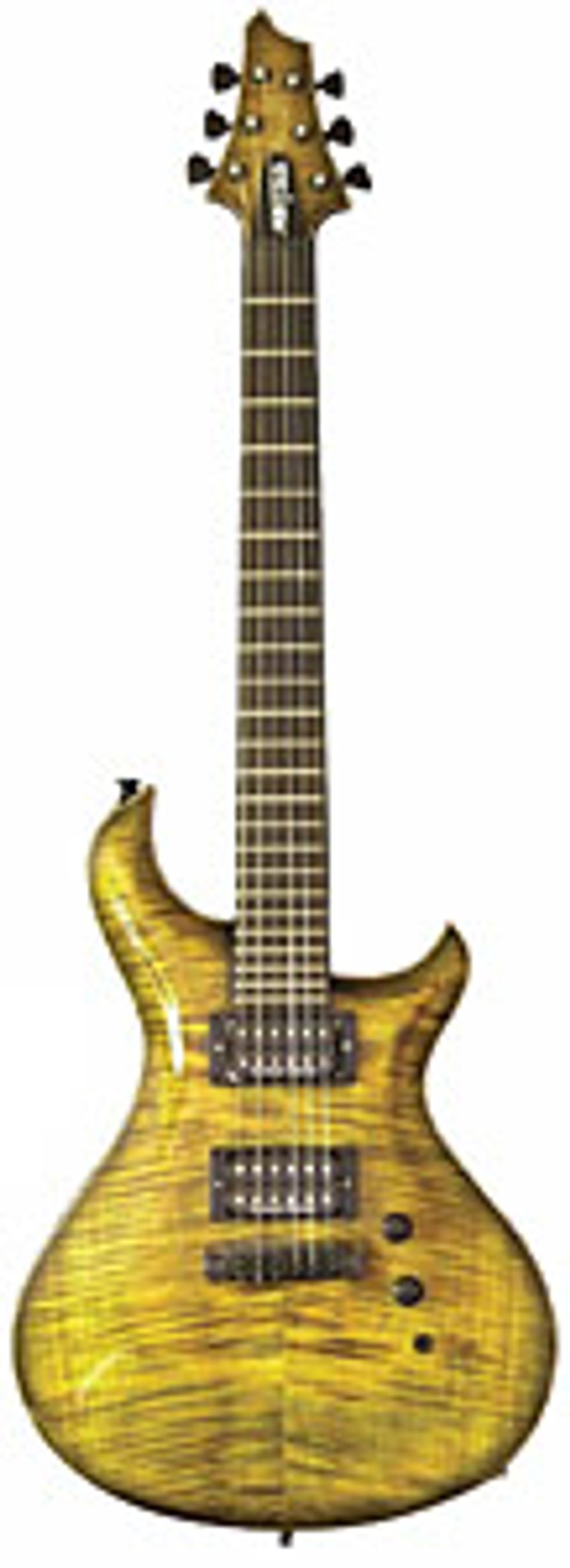 Abyss Standard Electric Guitar