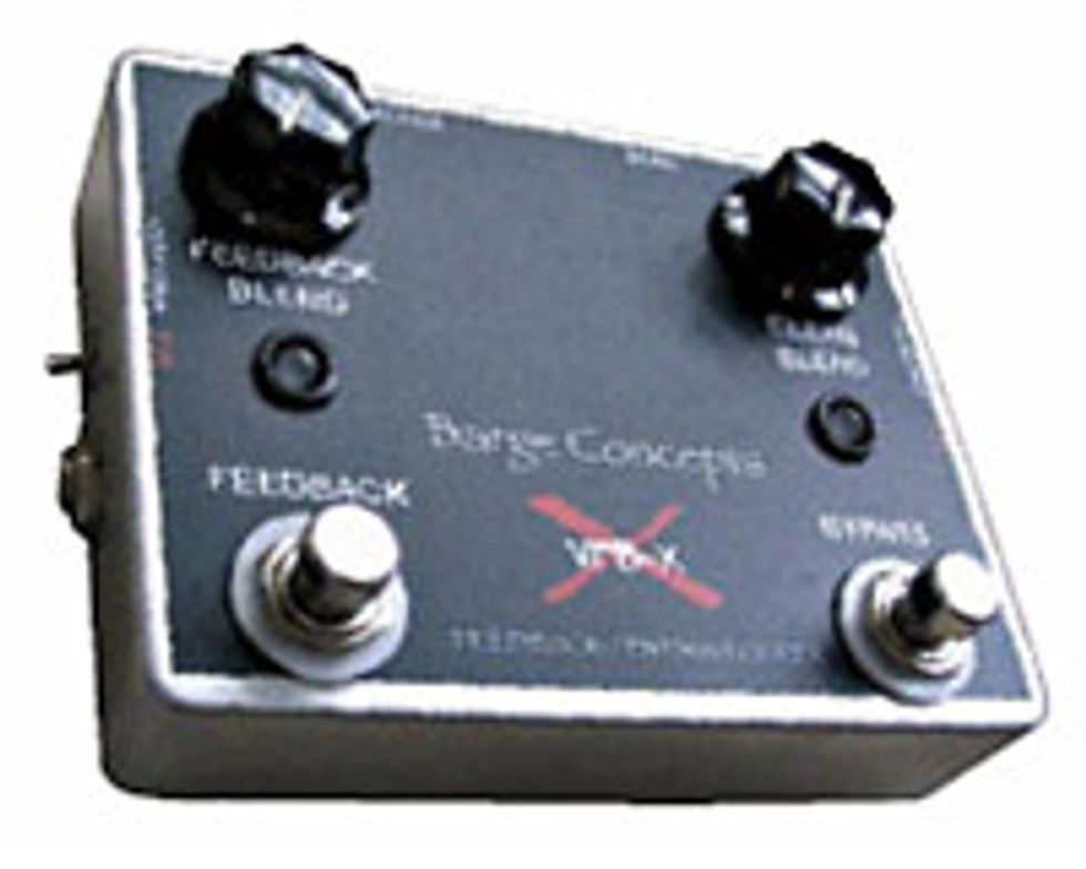Barge Concepts VFB-x Bypass Looper