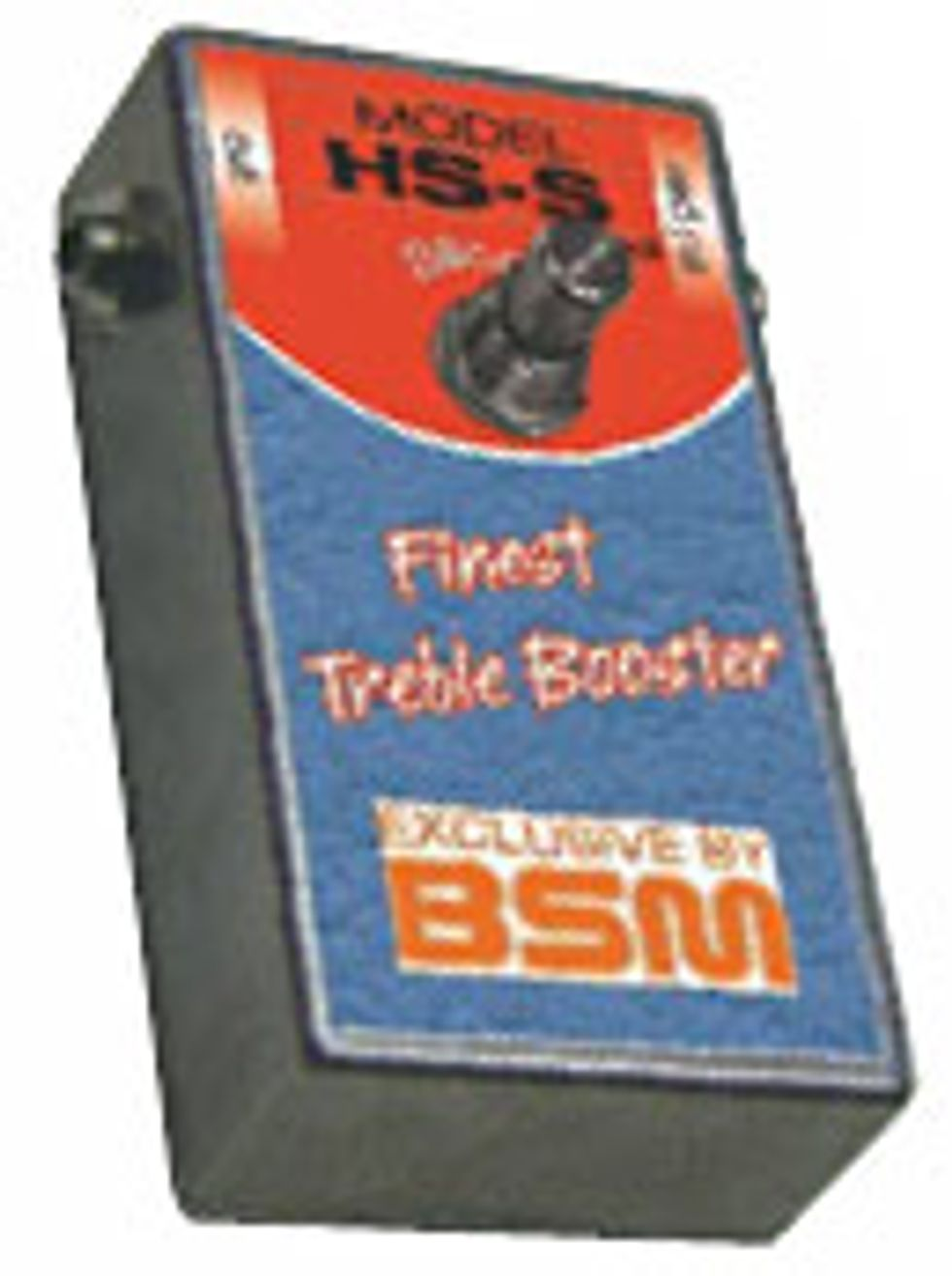 BSM HS-S Treble Booster