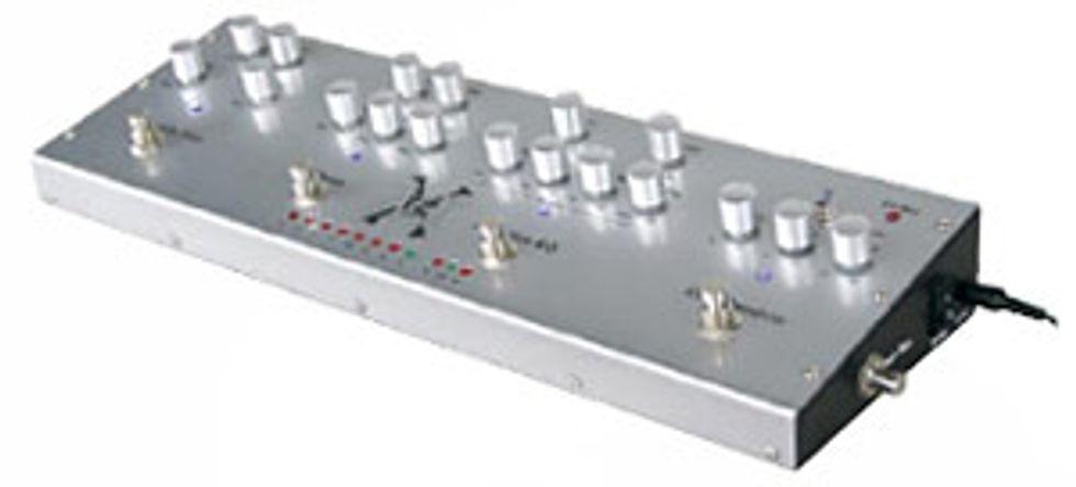 AXL FX-RAP-5 Multi-Effects Pedal