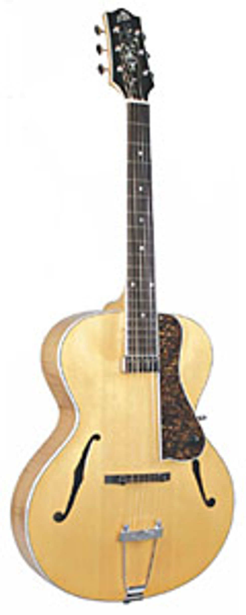 The Loar Archtop LH-550