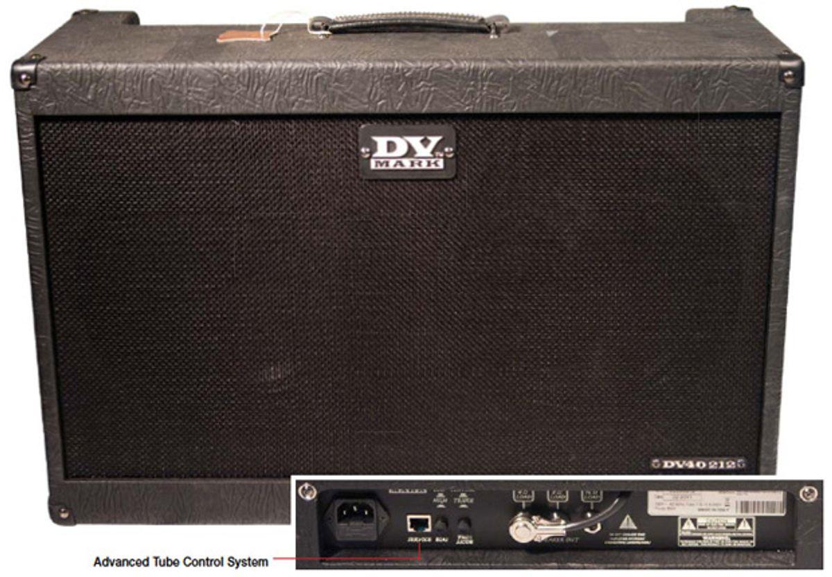 DV Mark DV40 212 Amp Review