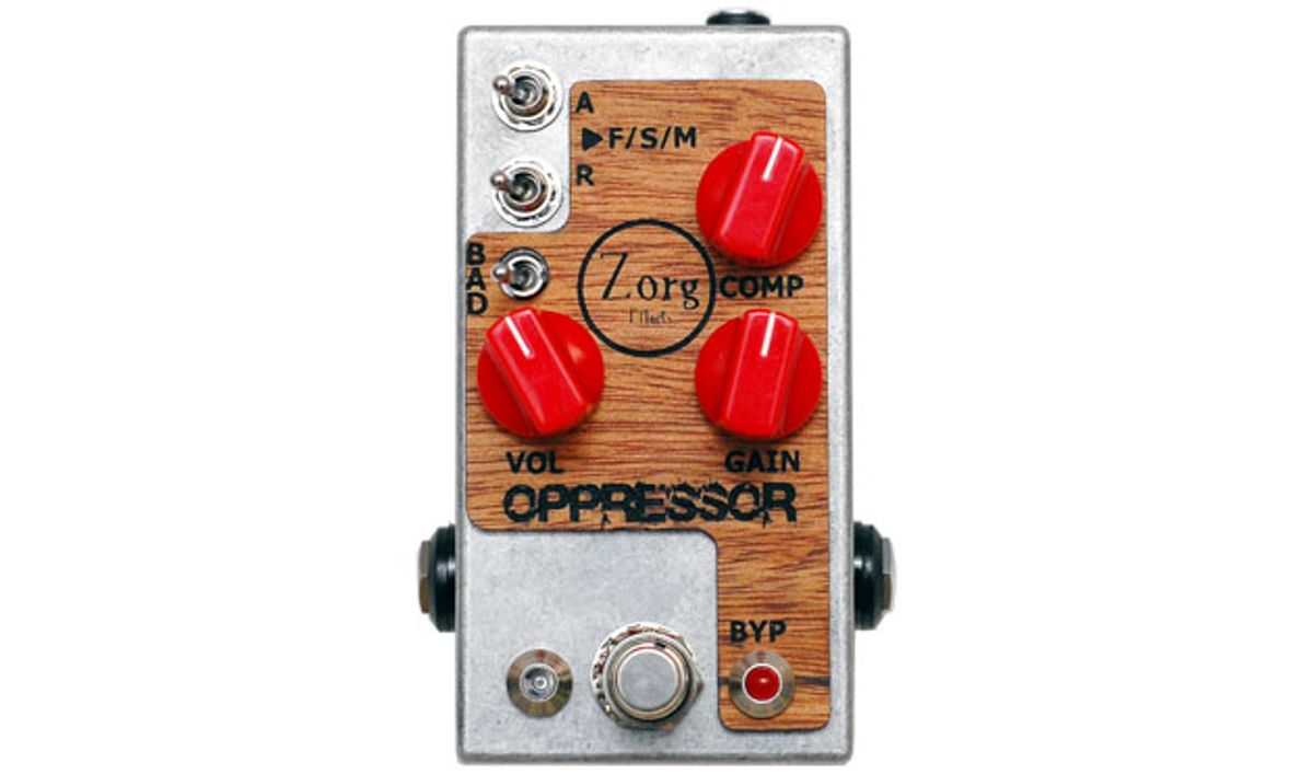 Zorg Effects Releases the Oppressor