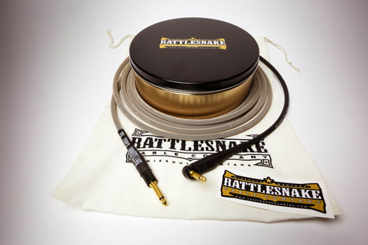 Rattlesnake Cable Co. Unveils the Snake Head