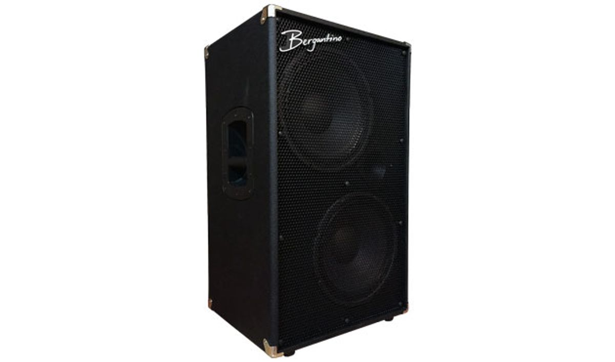 Bergantino Audio Introduces the NV212T New Vintage Bass Cabinet