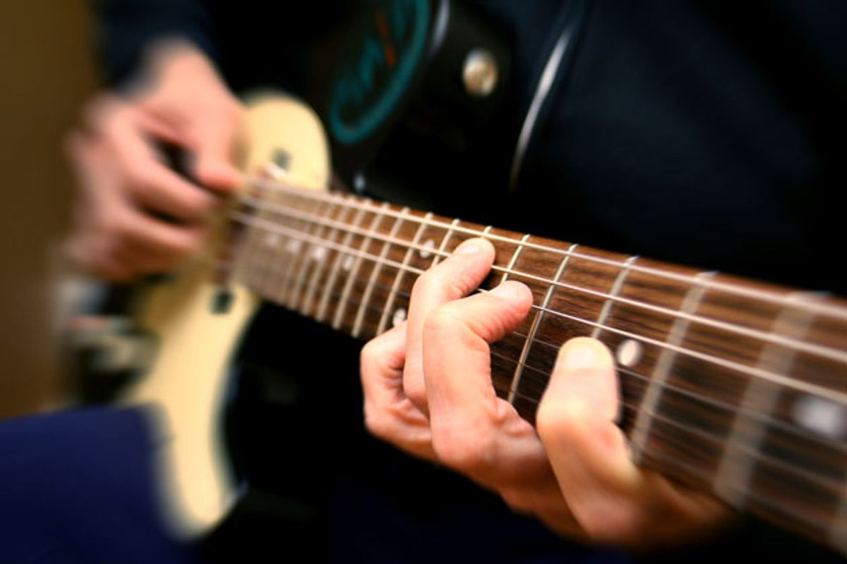 Out and About: Harness the Power of Controlled Chaos in Your Solos