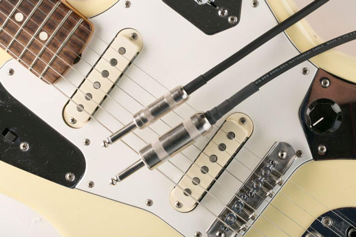 R&M Tone Technology Launches PowerWire Active Guitar Cables