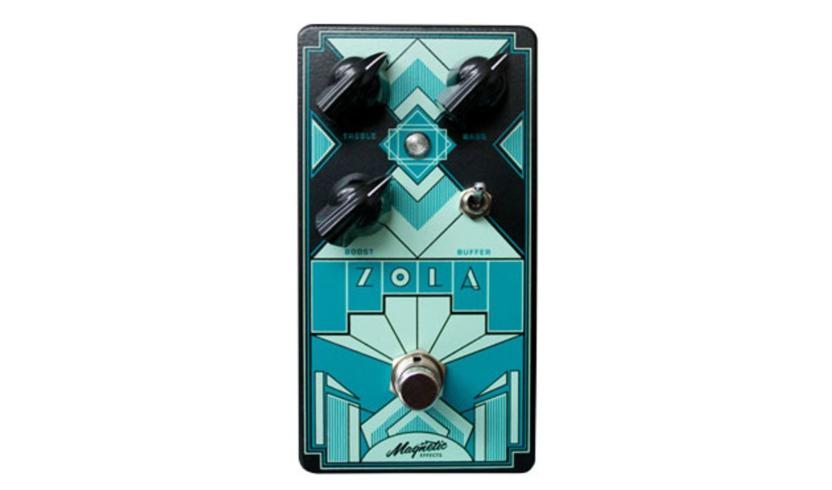 Magnetic Effects Introduces the Zola and Updates the Electrochop