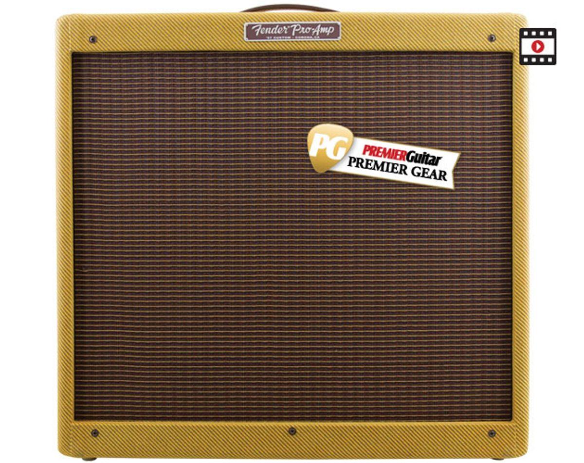Fender '57 Custom Pro-Amp Review