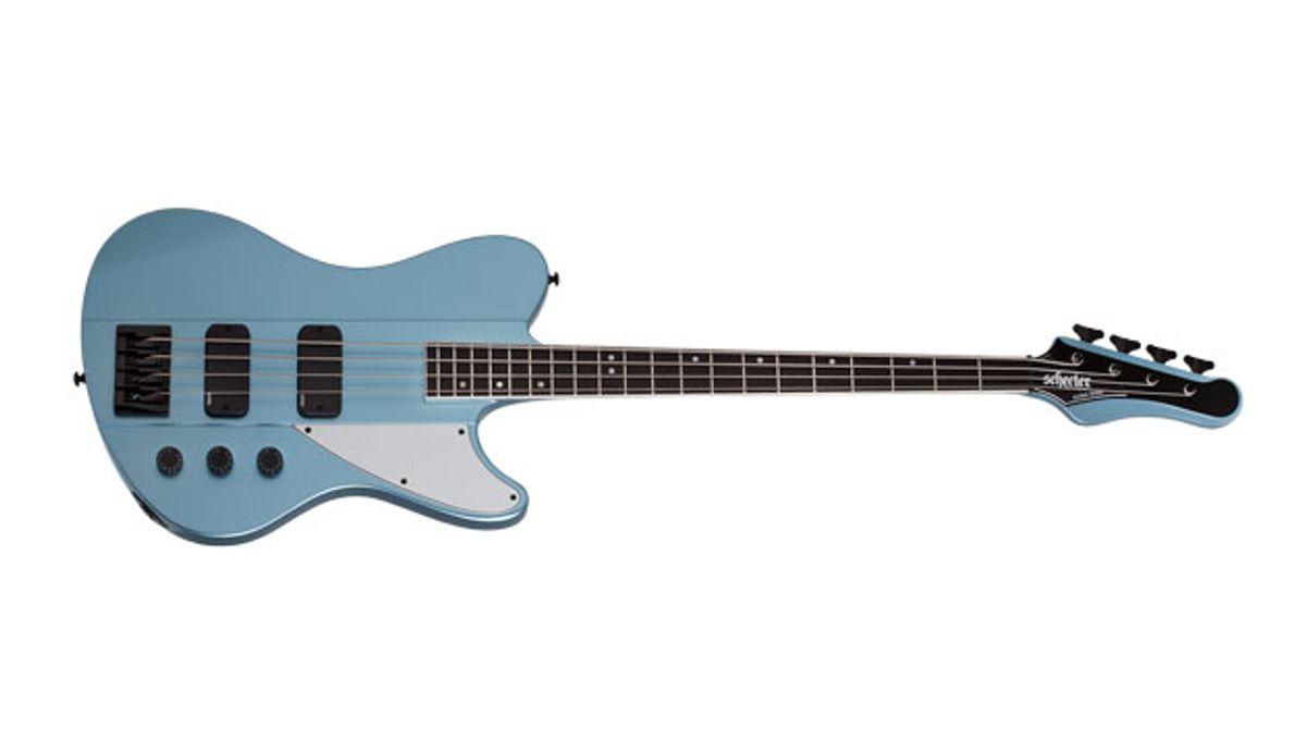 Schecter Guitar Research Unveils the Ultra Bass and Banshee Bass Series