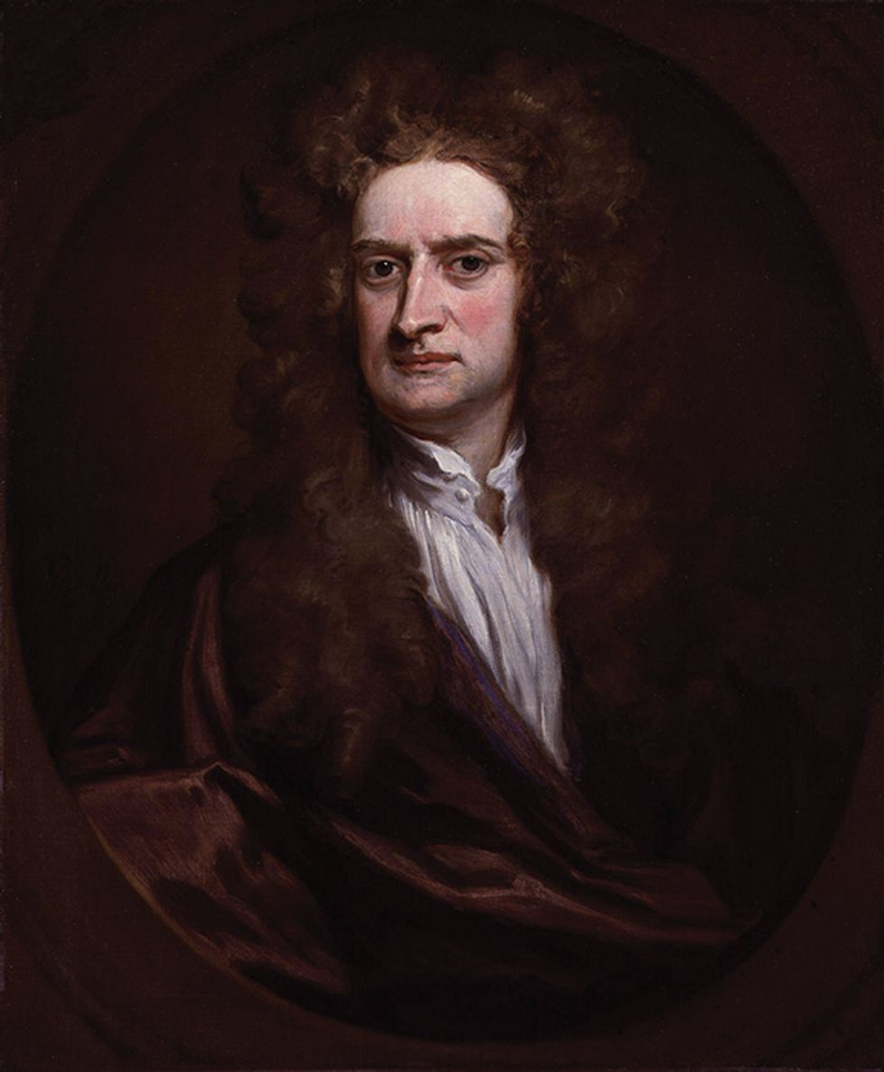 John Bohlinger Last Call Sir Issac Newton - homepage