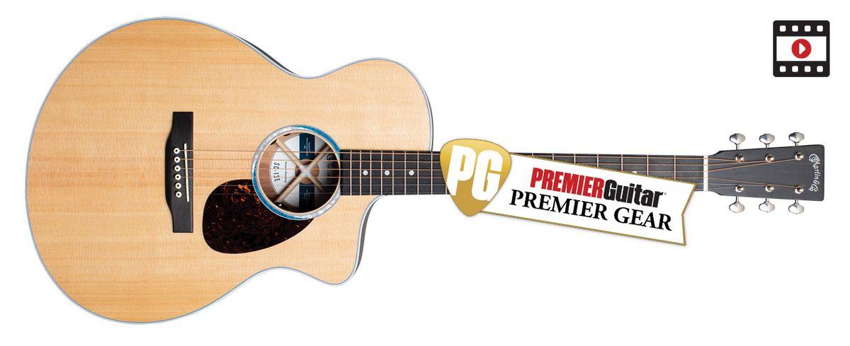 Martin SC-13E: The Premier Guitar Review