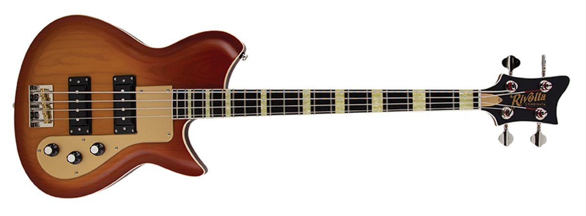 Classic Hofner, P & J Bass Tones Meet in a Splendorous Mid-Scale