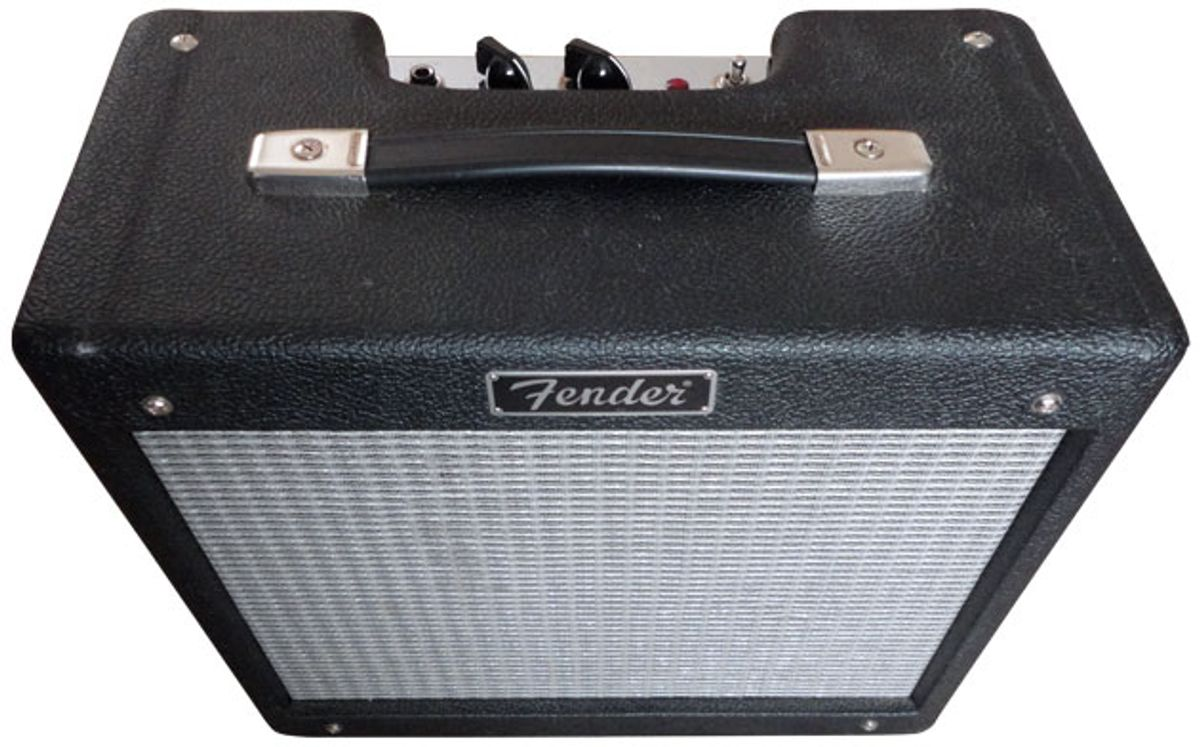 Ask Amp Man: Modding a Pro Junior for an Extension Cab