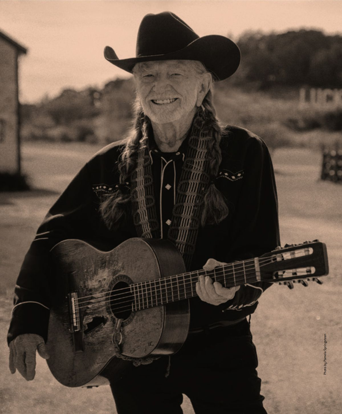 Willie Nelson's First Rose of Spring Might Be the Album We All Need Right Now