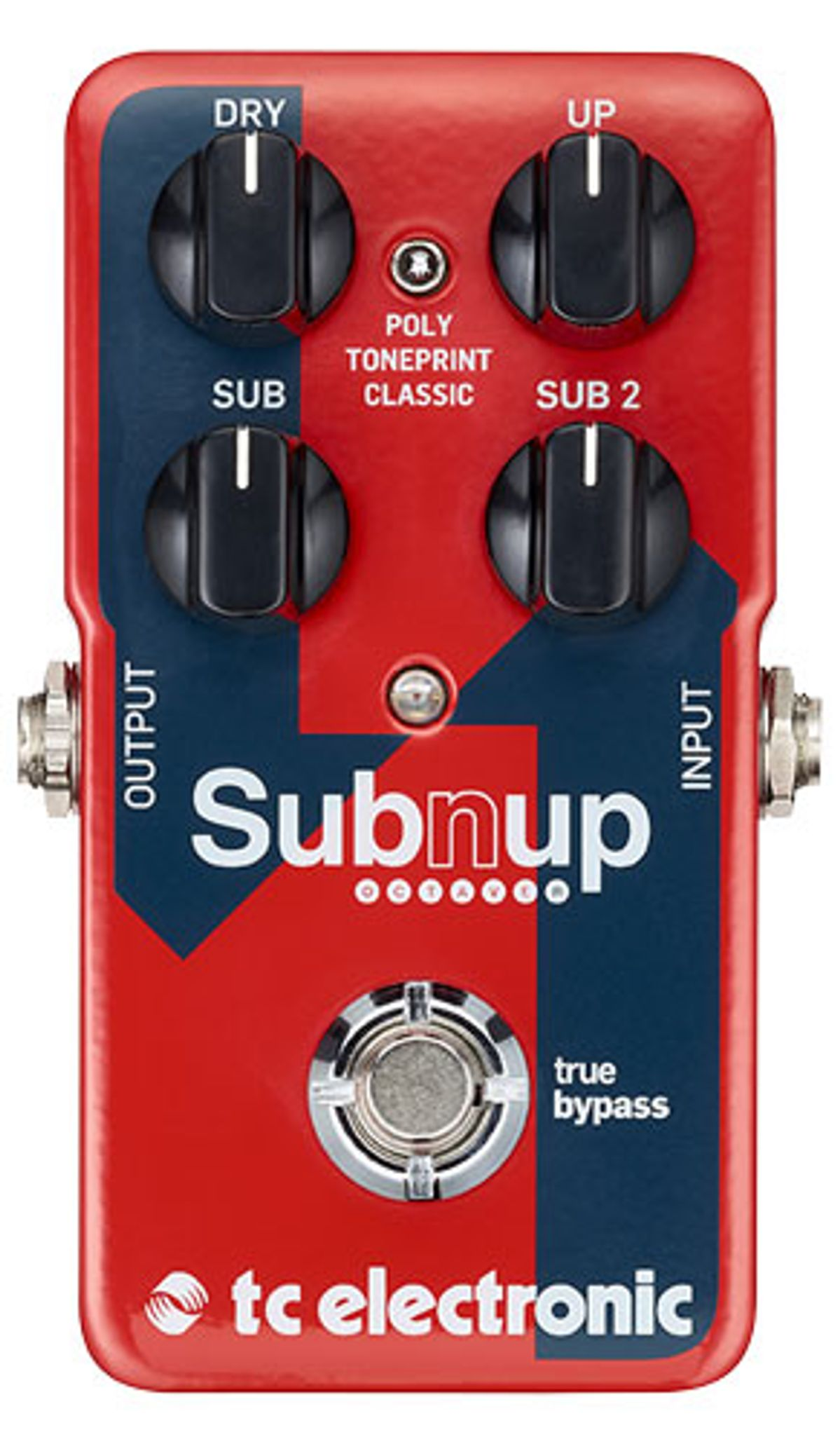 TC Electronic Introduces the Sub 'N' Up Octaver