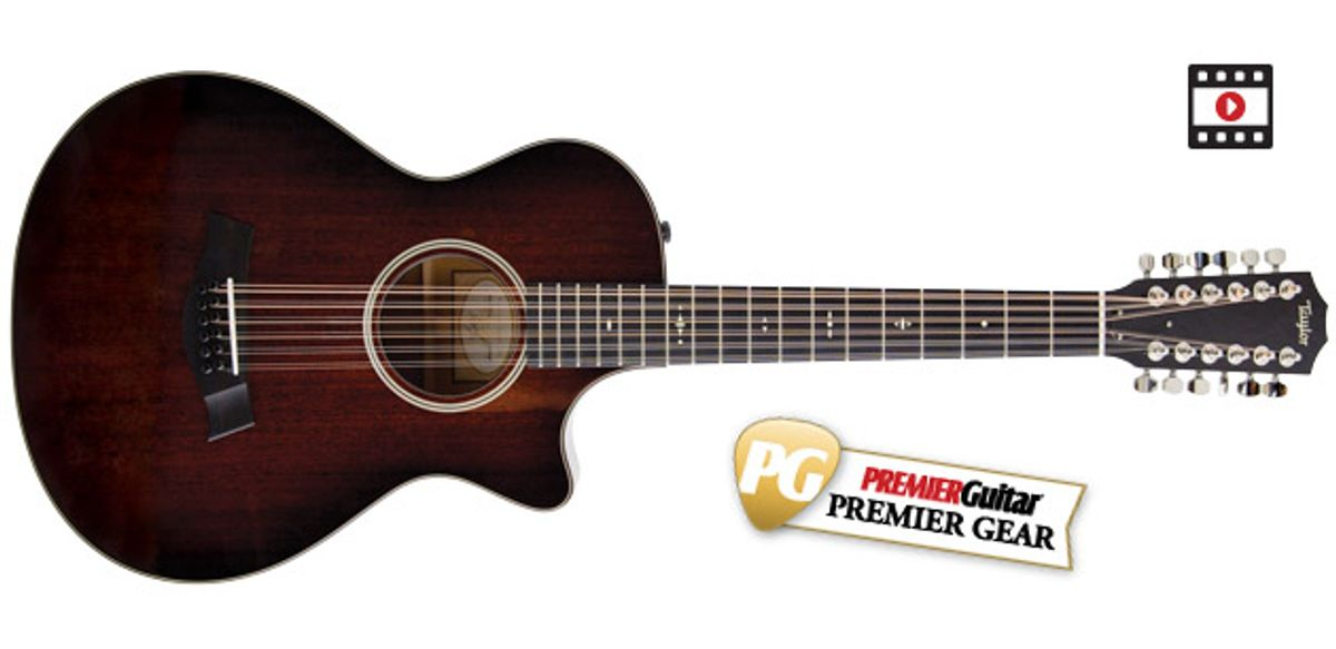 Taylor 562ce 12-Fret 12-String Review