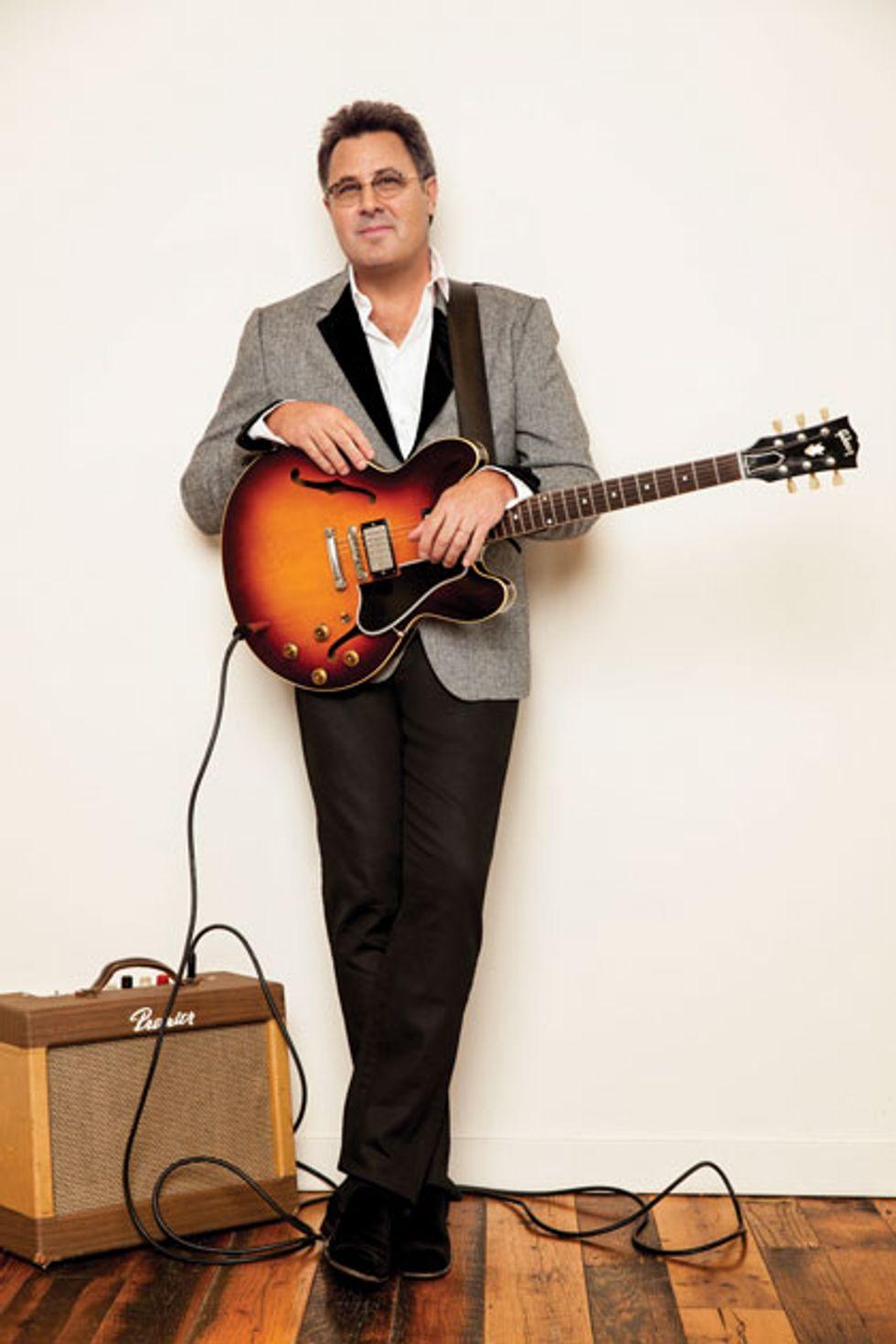 Vince Gill: Nashville\'s Guitar Bard | Premier Guitar