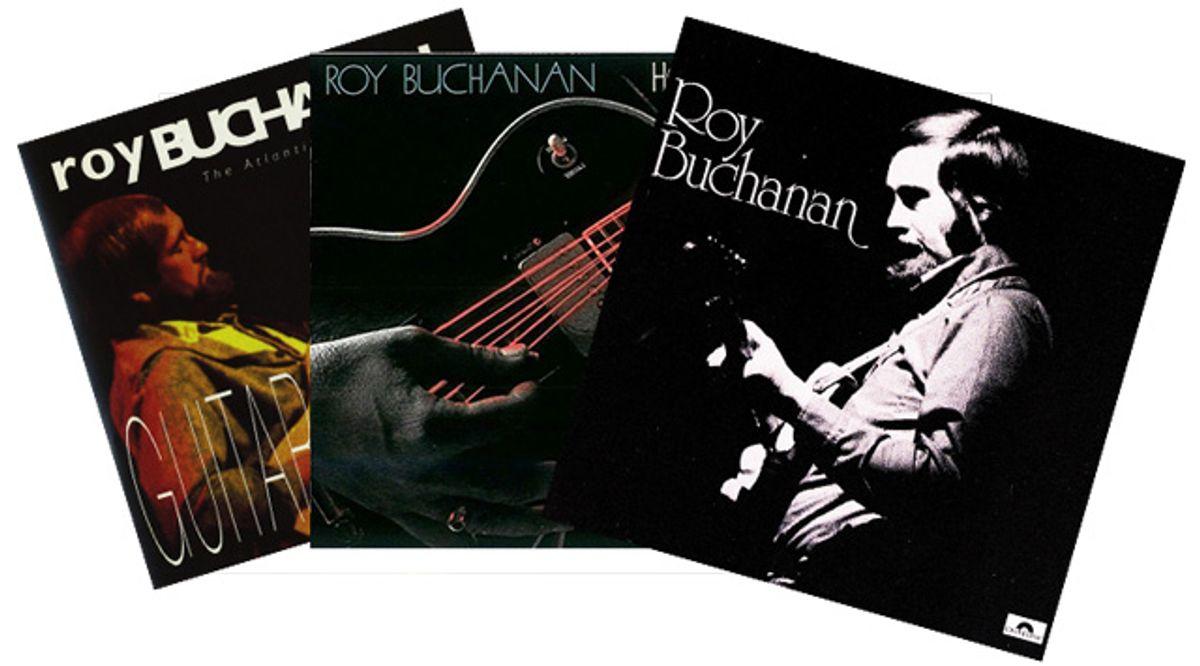 Beyond Blues: Roy Buchanan's Tele Tricks