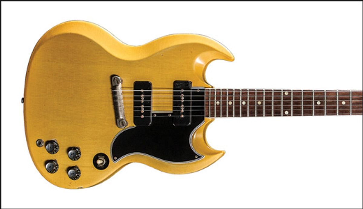 Vintage Vault: 1961 Gibson SG Special