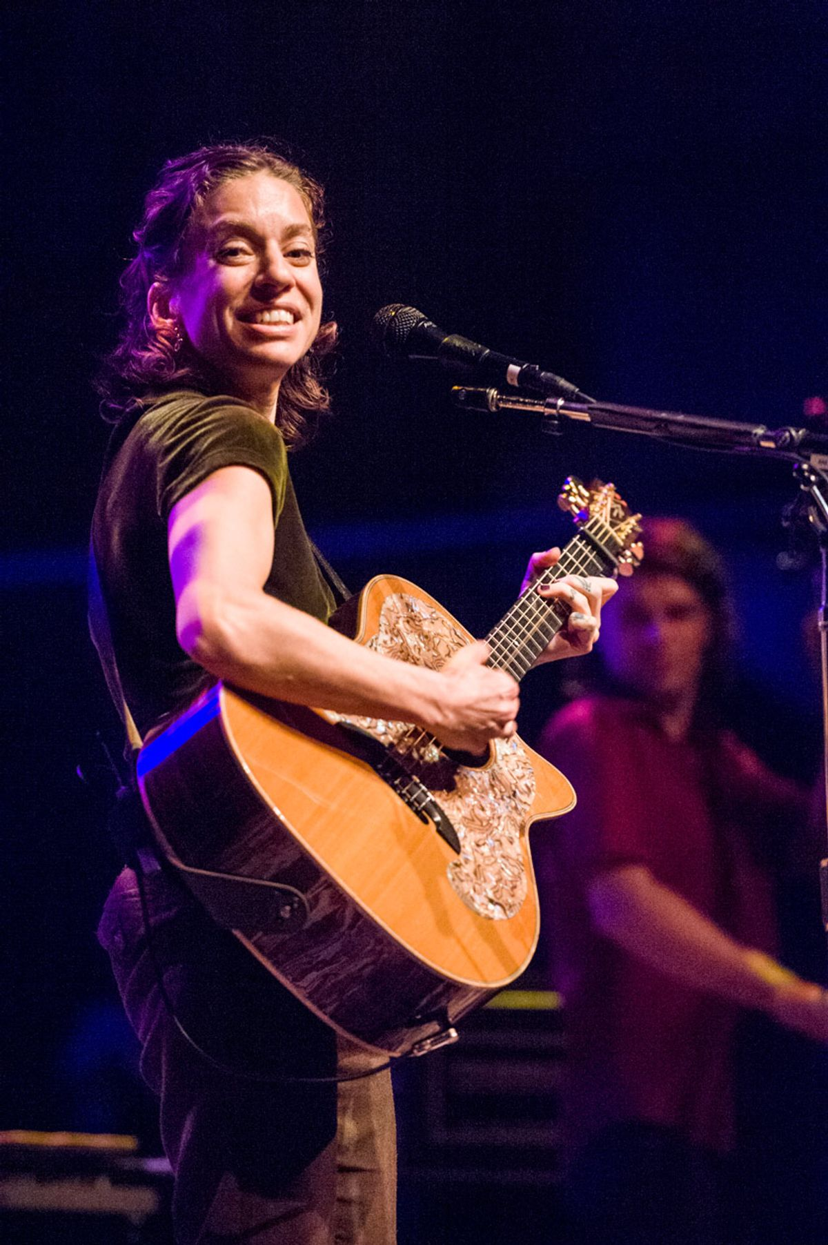 """Ani DiFranco: """"The Job Is Total Honesty"""""""