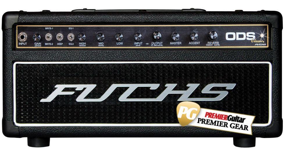 Fuchs ODS Clic Review | Premier Guitar
