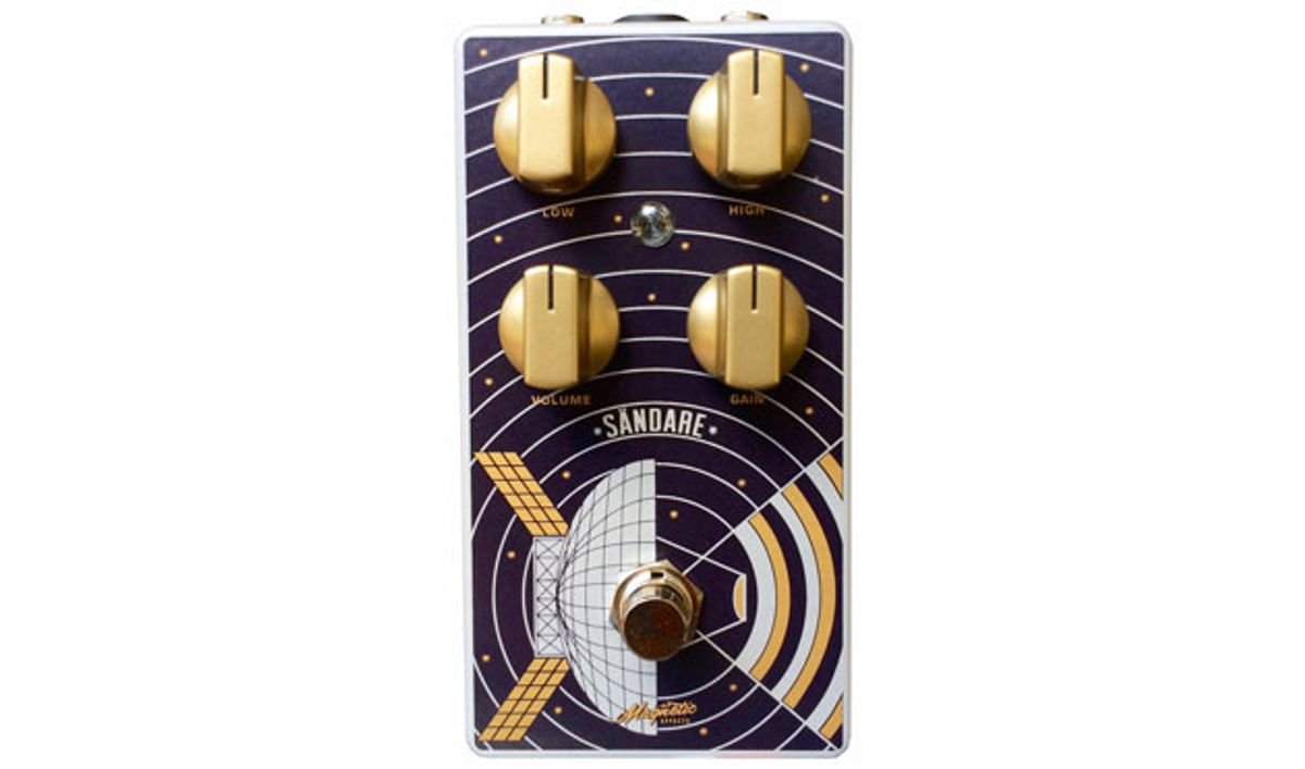 Magnetic Effects Unveils the Sändare
