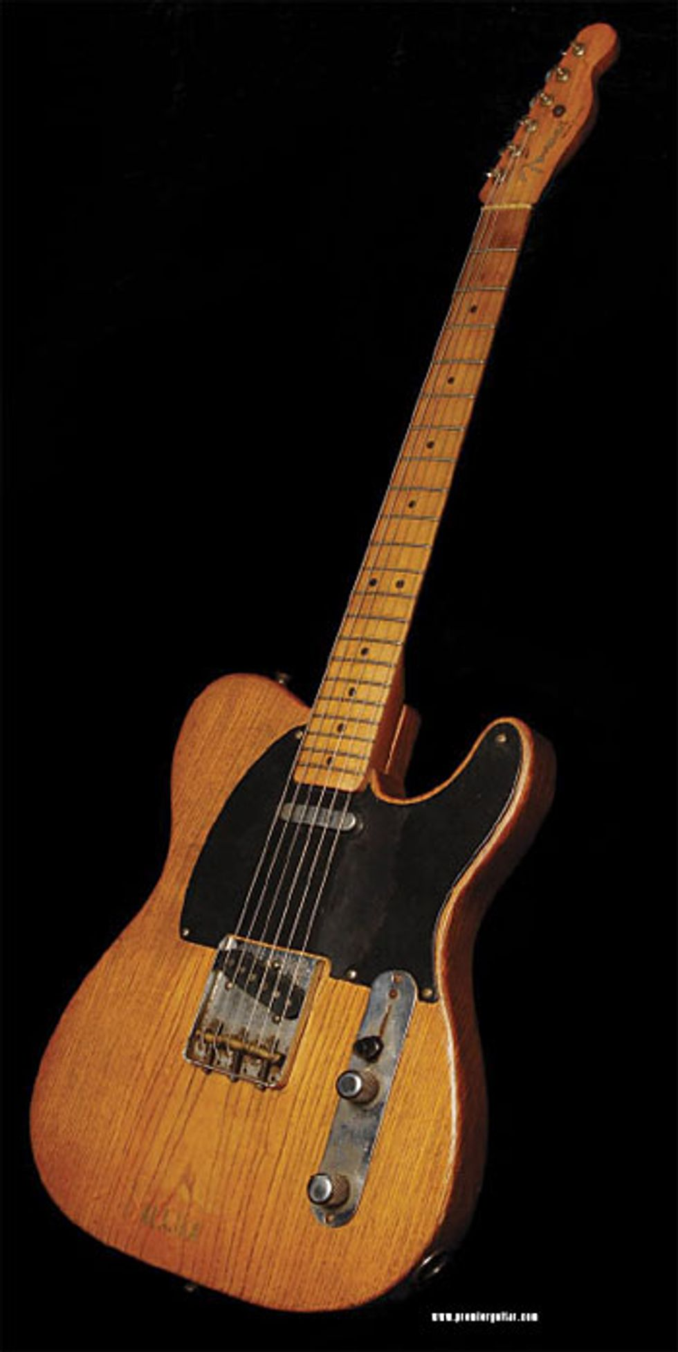 1950 Fender Broadcaster 0099