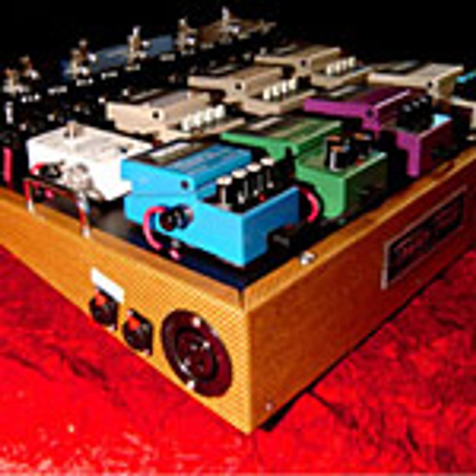 Picking Out a Pedalboard
