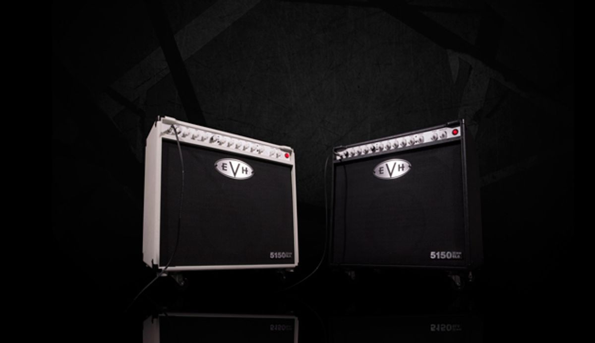 EVH Introduces the 5150III 6L6 50W Head and Combos, Adds New Wolfgang Special, Wolfgang Standard and Striped Series Guitars