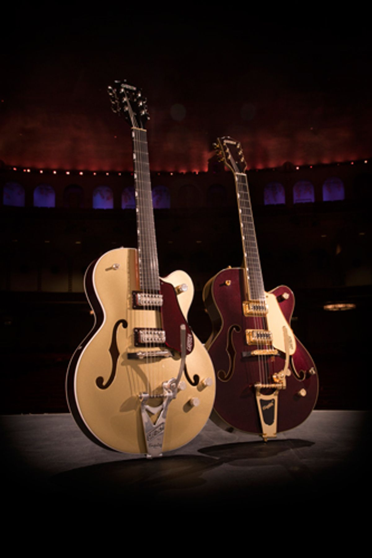 Gretsch Celebrates 135th Anniversary with Two New Limited-Edition Models