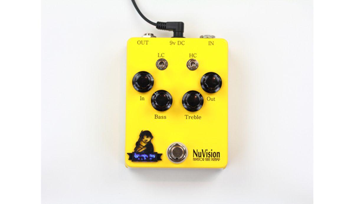 Lightning Boy Audio Unveils the NuVision