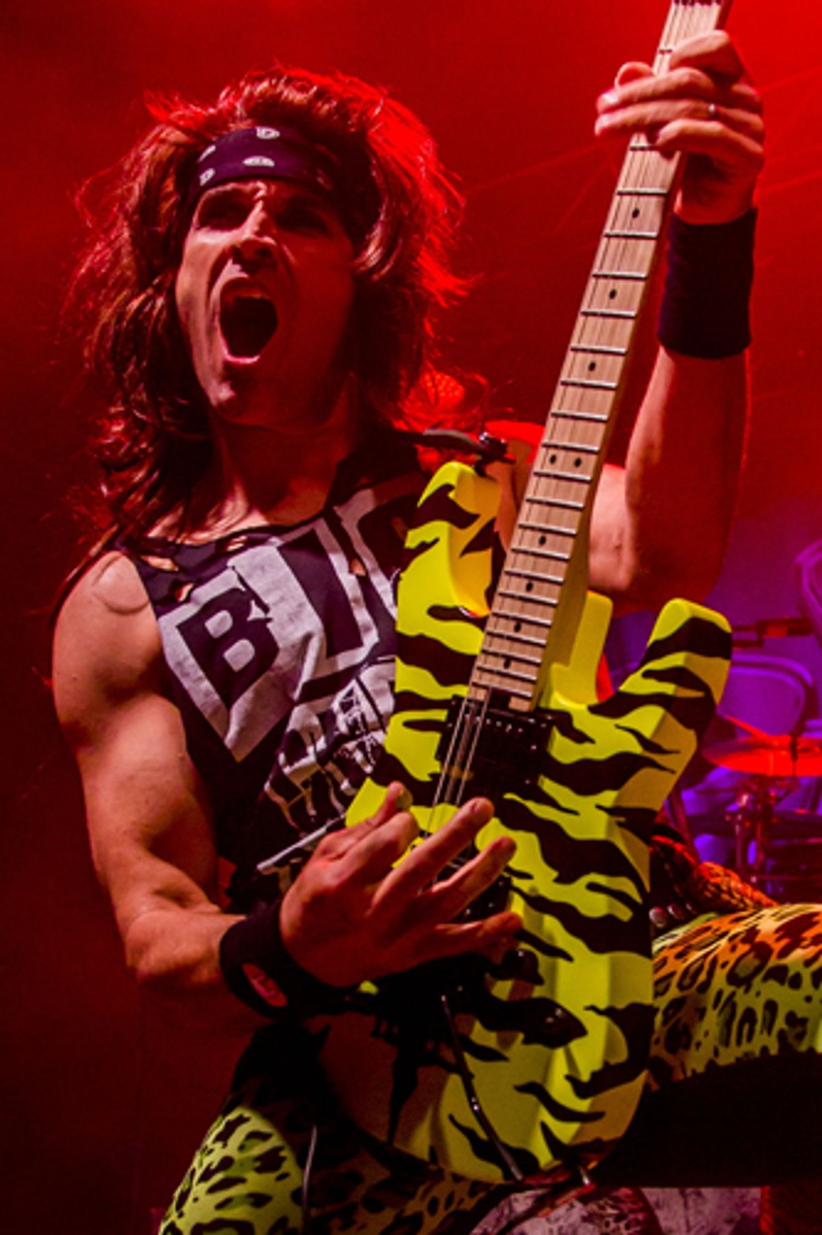 Charvel Announces Signature Model for Steel Panther's Satchel