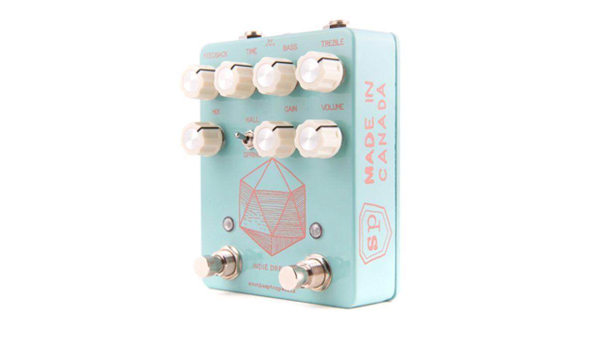 Southampton Pedals Releases the Indie Dream