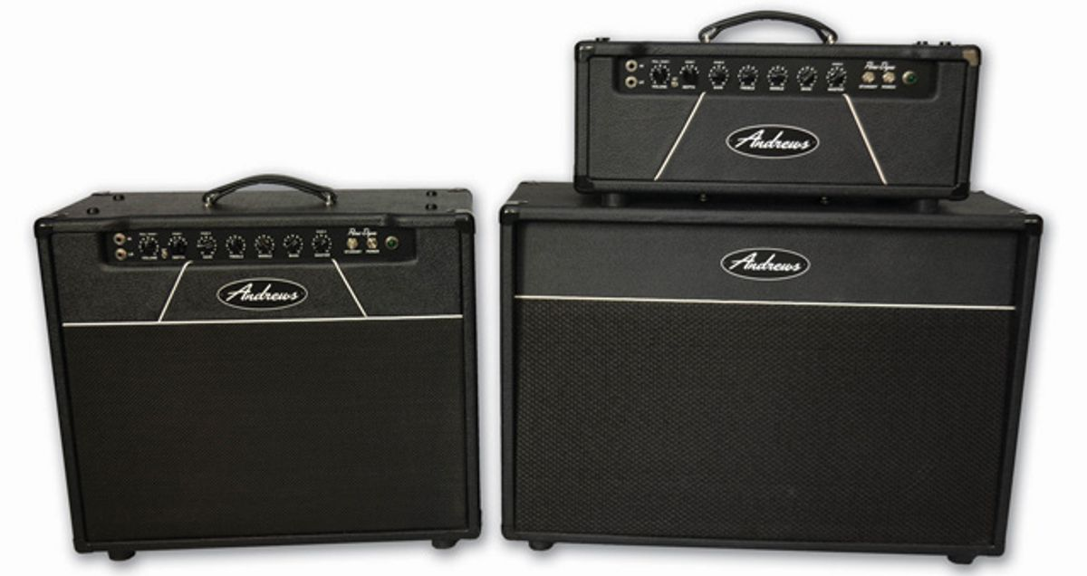 Andrews Amplification Introduces the Para-Dyne Series Amps