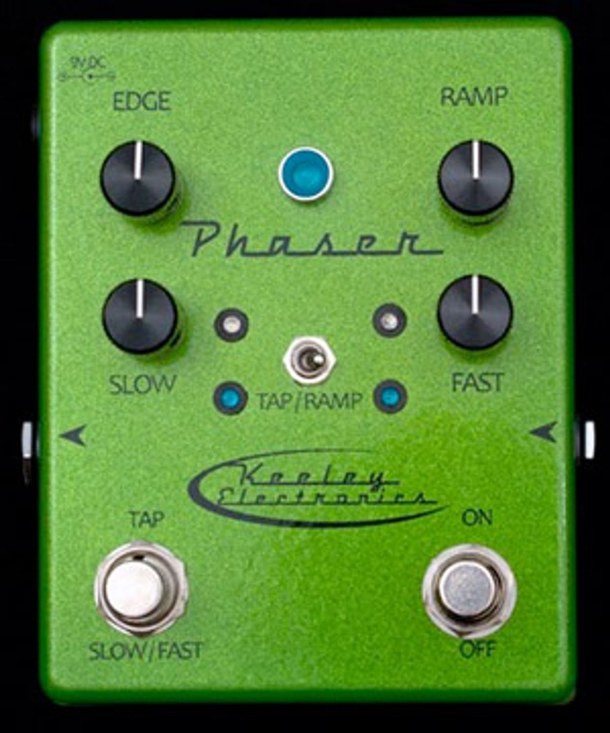 Keeley Electronics Releases the Keeley Phaser Pedal