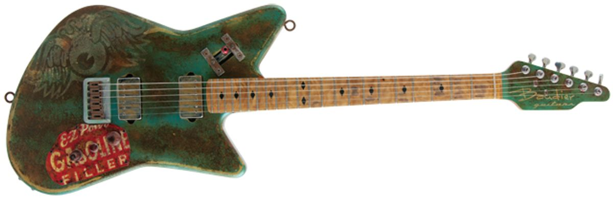 Baudier Roadster Electric Guitar Review