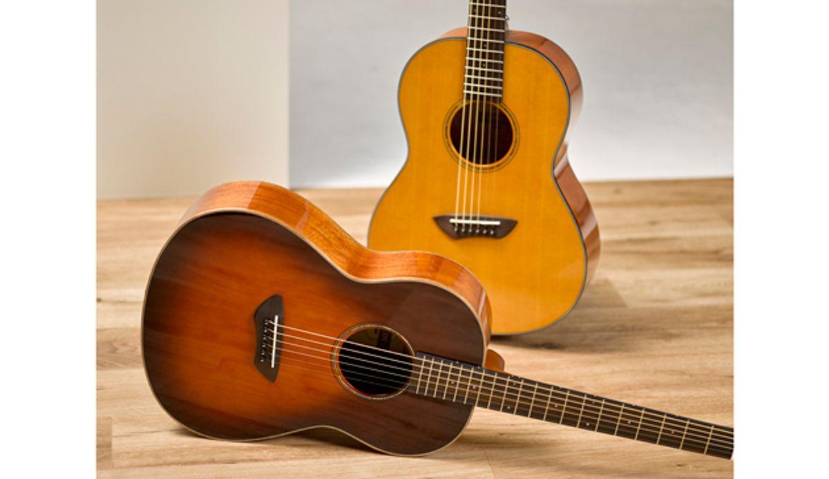 Yamaha Brings Back the CSF Series Acoustic Parlor Series
