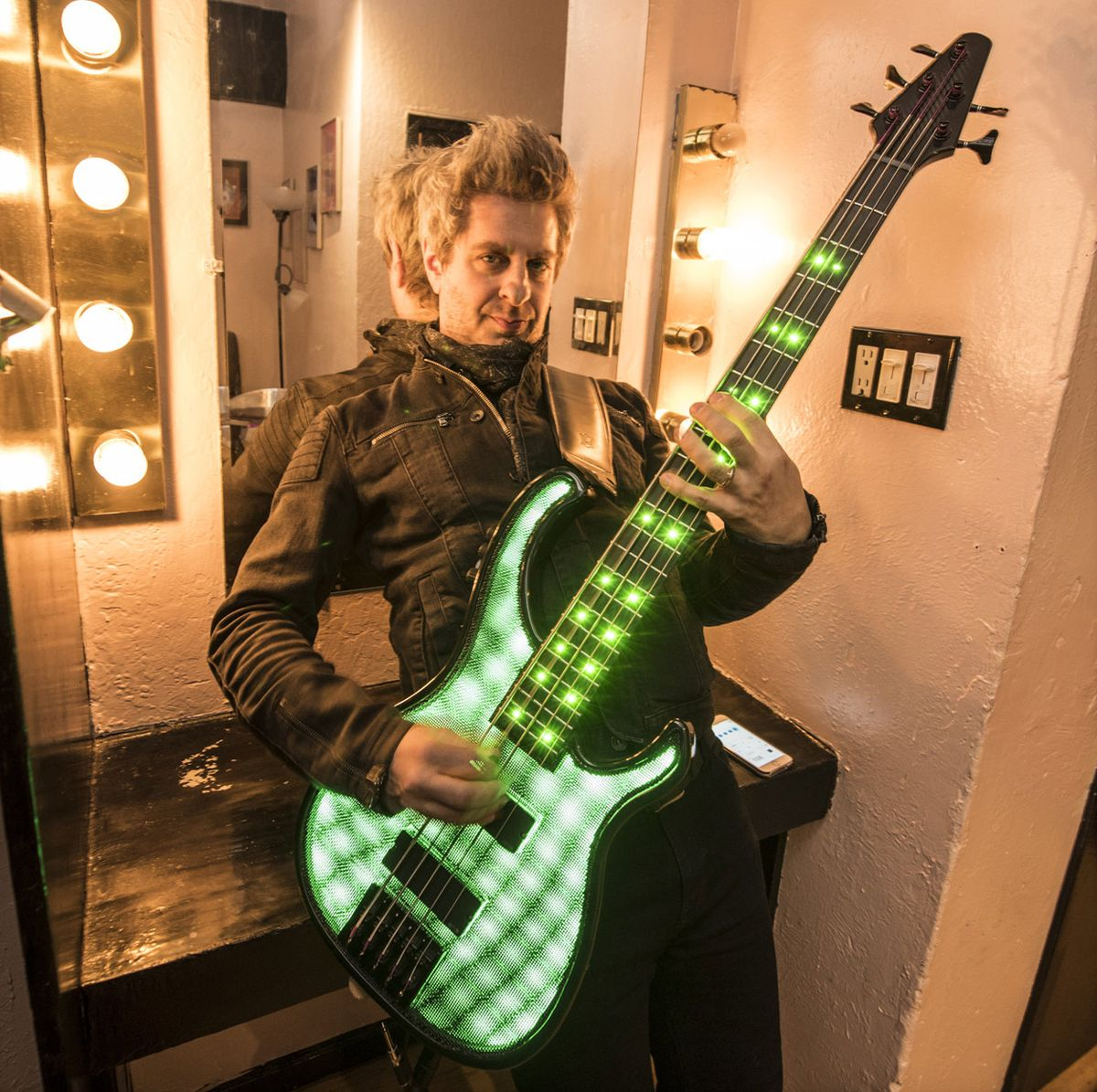 Mike Gordon: Hooks, Bass Lines, and Thinkers