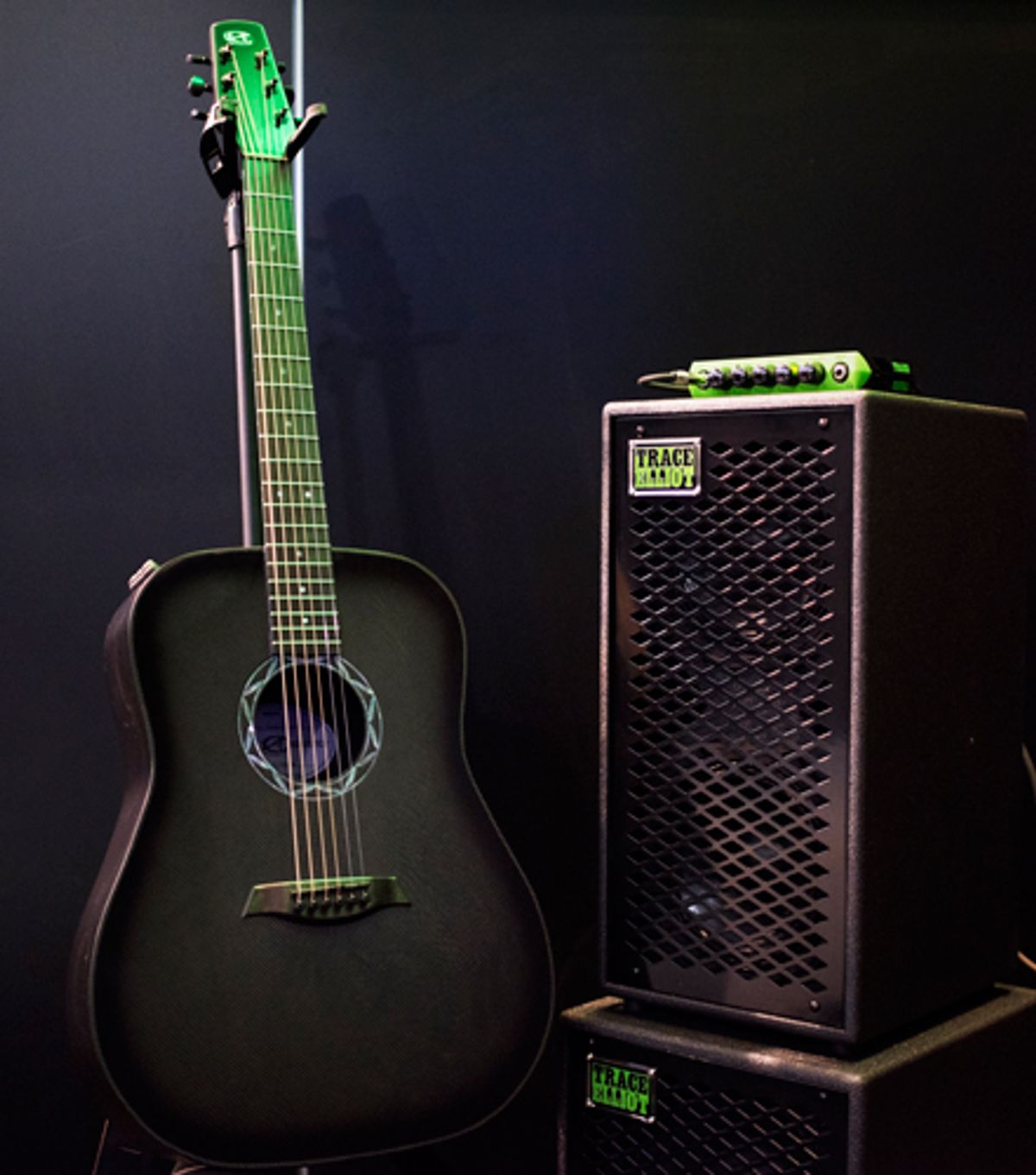 Composite Acoustics Teams with Trace Elliot