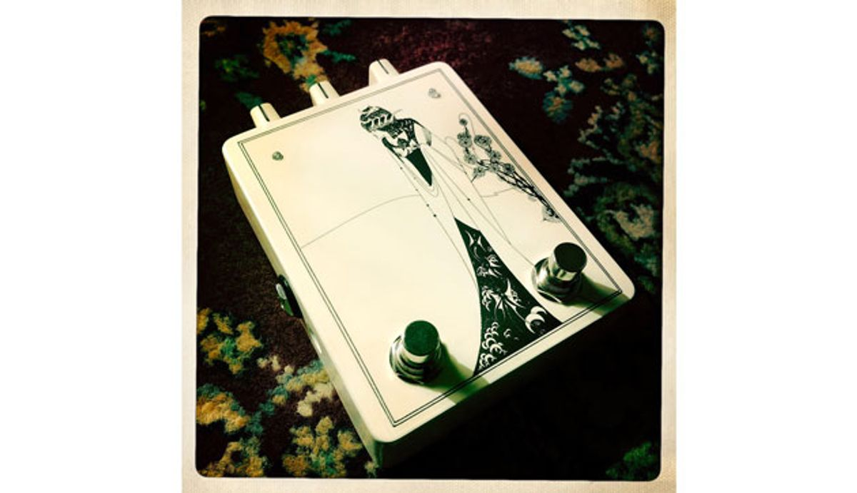 Red Witch Pedals Unveils the Seraphina