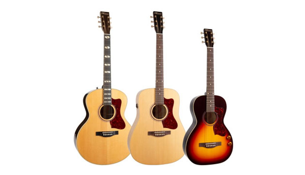 Norman Guitars Launches the Newly Redesigned Norman Line