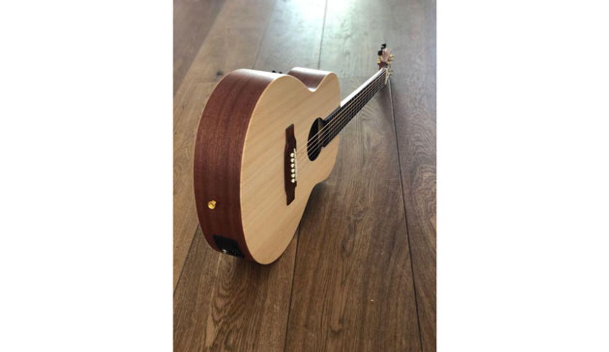 "Woodpecker Instruments Unveils a New 36"" Mini Jumbo"