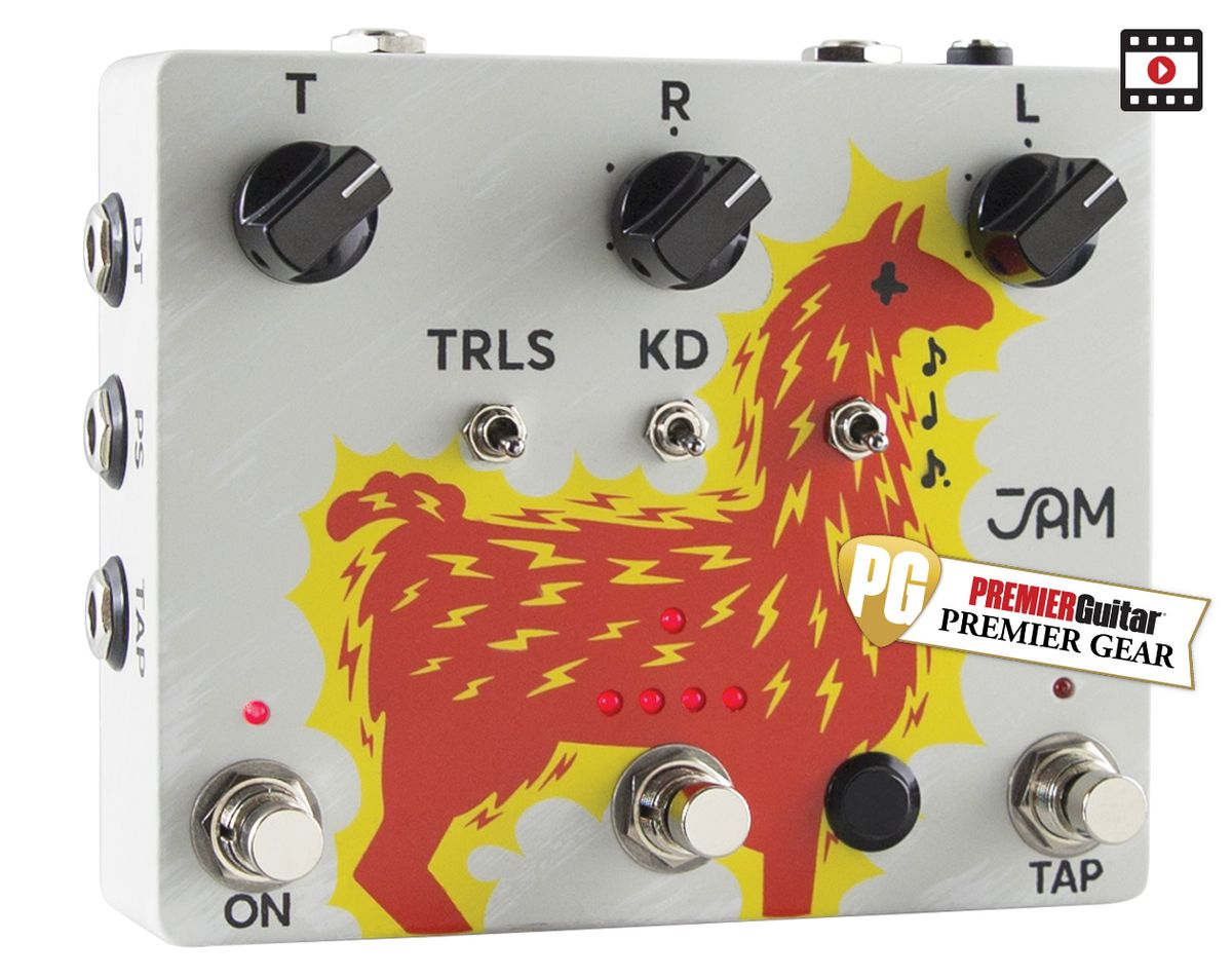 Ear-Twisting Textures Are the Cherry on Top of a Superb Analog Delay